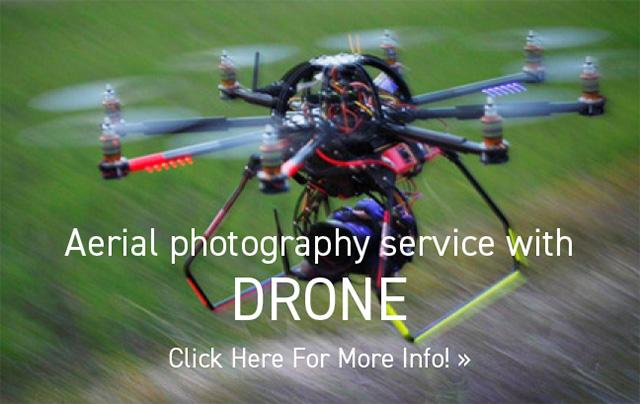 ドローン空撮事業のご案内ページへ